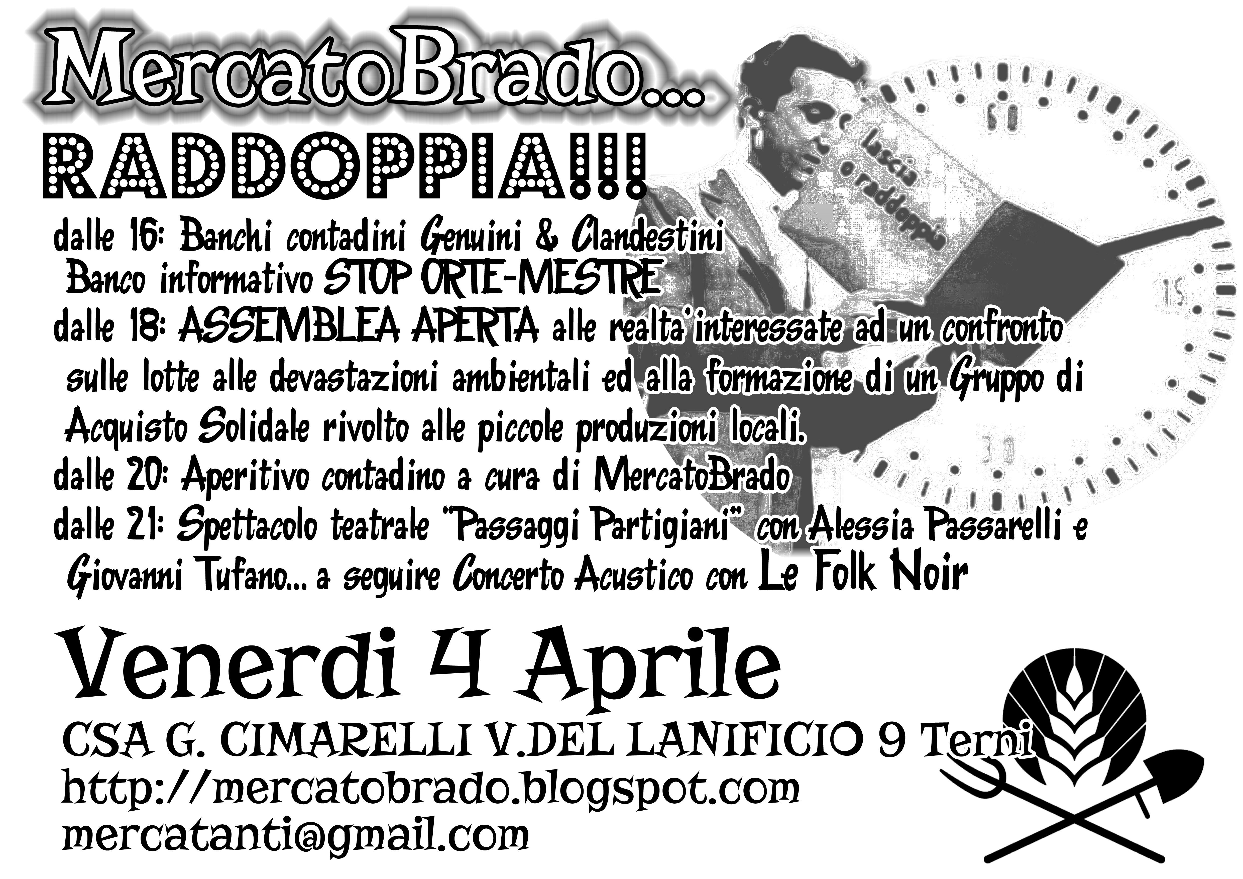 Locandina 4 aprile
